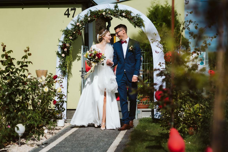 Ślub i wesele pensjonat Cyrkon